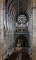 Wien - Votivkirche, Hauptschiff Richtung Orgelempore.JPG