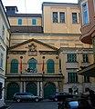 Wien Theater an der Wien Papagenotor.jpg