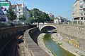 Wien river, Reinprechtsdorfer Brücke.jpg