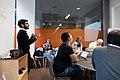Wikidata workshop Vienna 2019-09-29 Wikimedia Austria weXelerate 20.jpg