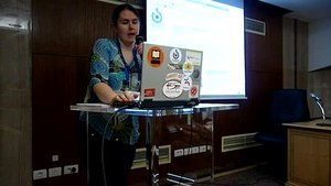 File:Wikimania 2008 - Brianna Laugher - Segment of State of Commons.ogv