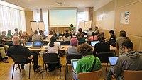 Wikimedia Hackathon 2017 IMG 4286 (34715784146).jpg