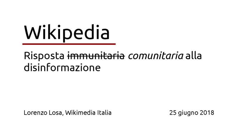 File:Wikipedia. Risposta comunitaria alla disinformazione.pdf