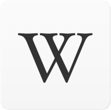 Wikipedia mobile app logo.png