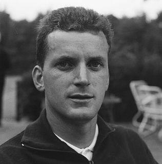 Wilhelm Bungert German tennis player