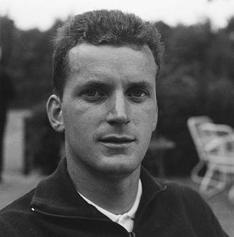 Wilhelm Bungert - Image: Wilhelm Bungert 1965
