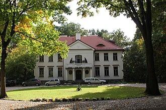 Podkowa Leśna - Villa of Jarosław Iwaszkiewicz