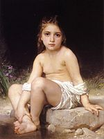 William-Adolphe Bouguereau (1825-1905) - Child at Bath (1886).jpg
