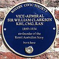 WilliamClarksonBluePlaque.JPG