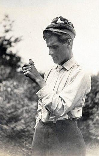 William L. Finley - Finley ca. 1908