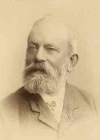 W. P. Auld - William Patrick Auld c. 1880