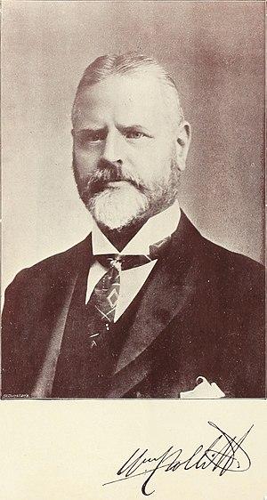 William Pollitt - William Pollitt in 1899