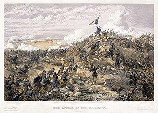 Battle of Malakoff battle
