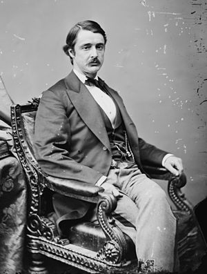 Robert S. Beightler - Beightler was a cousin U.S. Senator William Sprague IV, from the Sprague family of Rhode Island