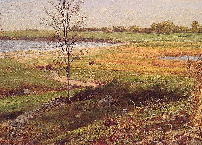 File:William Trost Richards - Salt Marsh by the Sea.jpg