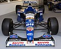 Williams FW18 front Donington Grand Prix Collection.jpg