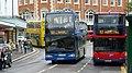 Wilts & Dorset 1121 HF58 GZA and 1402 HF09 FVV.JPG