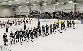 The Winchendon School - Image: Winchendon Boy's Hockey NEPSAC