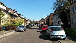 Windhuker Straße in Oberhausen