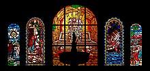 Windows Iglesia de El Salvador - Santa Cruz de La Palma.jpg