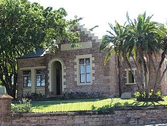 Windsor, Queensland - Windsor Shire Council Chambers, later Windsor Town Council Chambers.