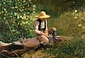 Winslow Homer - The whittling boy.jpg