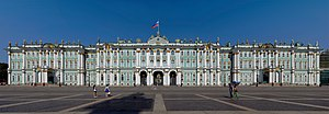 Winter Palace - The Winter Palace, from Palace Square
