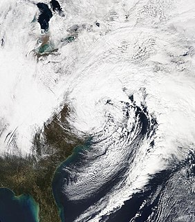 March 2013 noreaster
