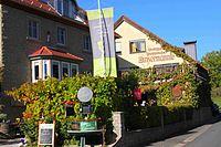 Stollburg Restaurant Weinstube Cafe Oberschwarzach