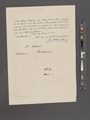 Witherspoon, John. Tusculum. To Mr. Marbois (NYPL b11868620-5339027).tiff