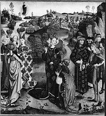 Kaiser Augustus und die tiburtinische Sibylle