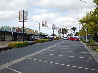 Woodridge, Queensland - Station Road, Woodridge