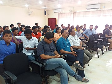 Workshop on Wikipedia 2017 in university of Rajshahi 17.jpg