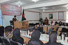 World NGO Day 2014 in Afghanistan