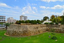 World known Venetian Walls of Nicosia Republic of Cyprus.jpg