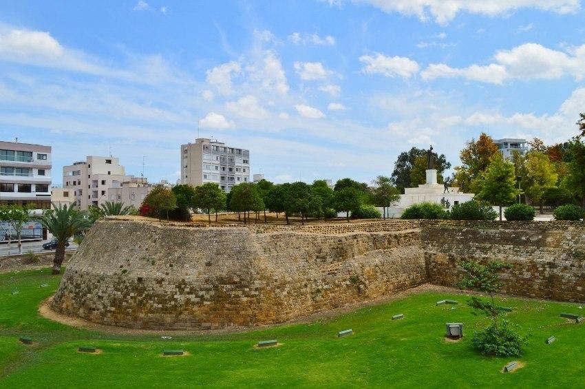 World known Venetian Walls of Nicosia Republic of Cyprus