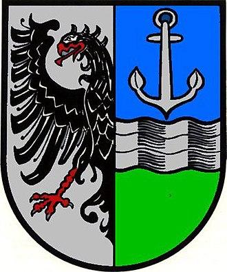 Wremen - Image: Wremen Wappen
