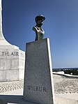 Wright Brothers National Memorial monument Wilbur.jpg