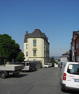 Klippe in Wuppertal