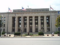 Wyandotte County Kansas courthouse