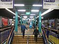 Wynyard railway station stairs at top of p 3 & 4.jpg