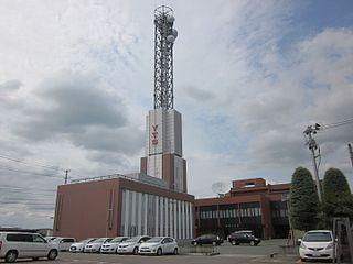 Yamagata Television System Television station in Yamagata Prefecture, Japan