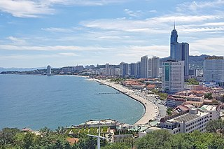 Yantai Prefecture-level city in Shandong, Peoples Republic of China