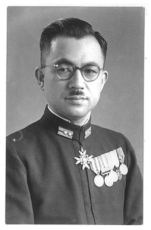 Yoji Ito, an engineer and scientist during the Second World War Yoji photo.jpg