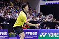 Yonex IFB 2013 - Eightfinal - Lee Yong-dae-Yoo Yeon-seong — Maneepong Jongjit-Nipitphon Puangpuapech 01.jpg