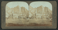 Yosamite Falls, Yosemite Valley, California, from Robert N. Dennis collection of stereoscopic views.png