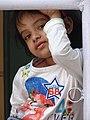 Young Girl at Railing - Tsuglagkhang Complex - McLeod Ganj - Himachal Pradesh - India (26172768373).jpg