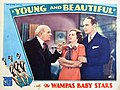 Young and Beautiful 1934 poster.jpg