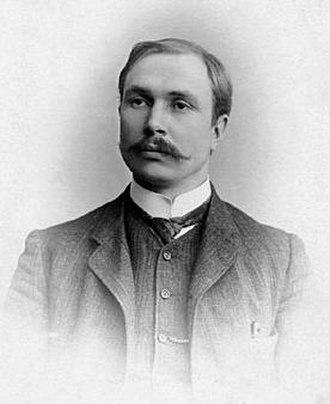 Yrjö Sirola - Yrjö Sirola in 1905