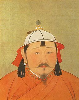 emperor of the Yuan Dynasty